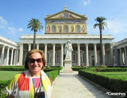 Basílica de São Paulo fora dos Muros, Roma, Itália