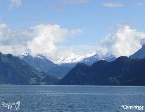Lago Lucerna, Suíça