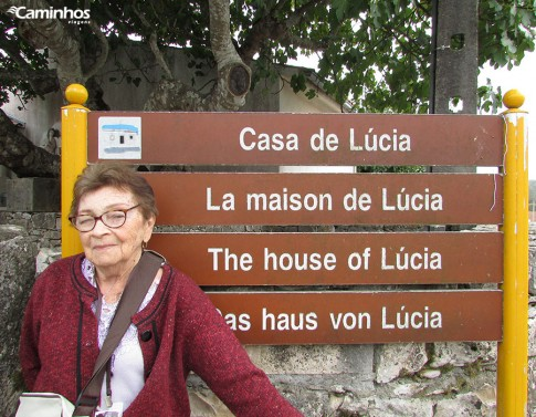 Casa da vidente Lúcia, Fátima, Portugal