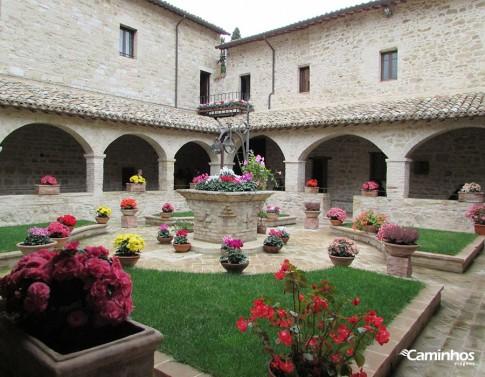 Santuário de São Damião, Assis, Itália