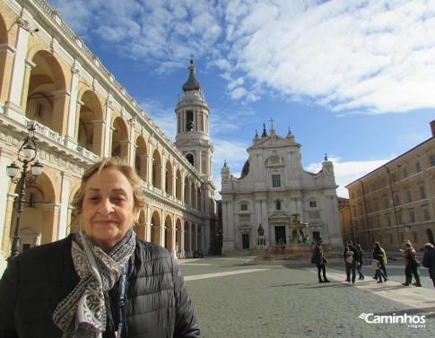 Santuário da Santa Casa de Maria, Loreto, Itália