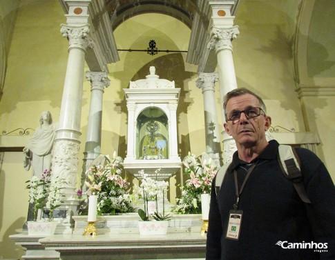 Santuário do Milagre Eucarístico de Lanciano, Itália