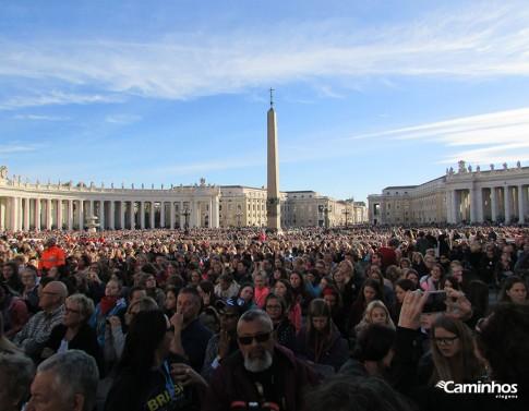 Praça São Pedro, Vaticano