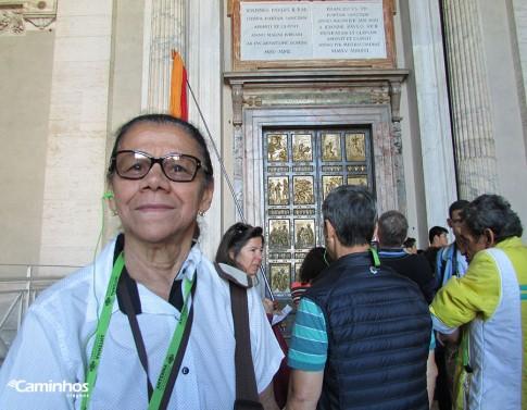 Porta Santa da Basílica de São Pedro, Vaticano