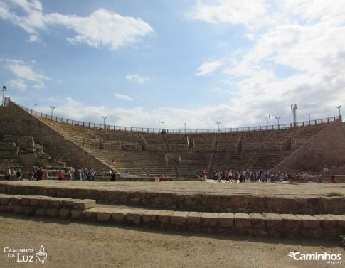 Teatro de Cesareia Marítima
