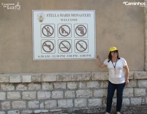 Mosteiro Carmelita Stella Maris, Haifa