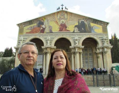 Basílica da Agonia, Jerusalém