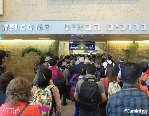 Bem vindos a Tel Aviv
