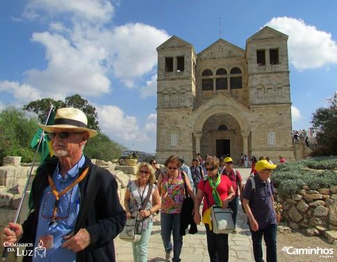 Basílica da Transfiguração, Monte Tabor