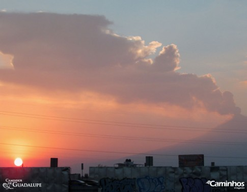 Vulcão Popocatepetl, Puebla