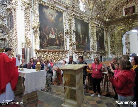 Capela Nossa Senhora do Rosário, Puebla