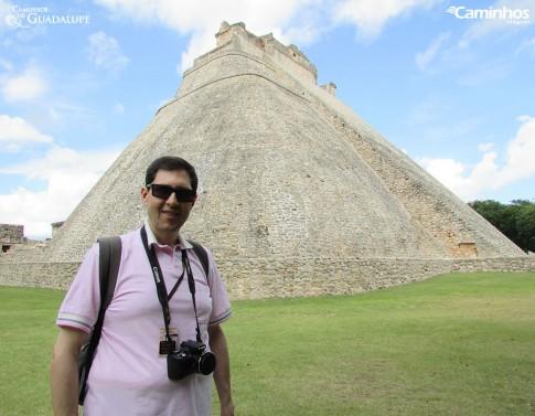Pirâmide do Adivinho, Uxmal