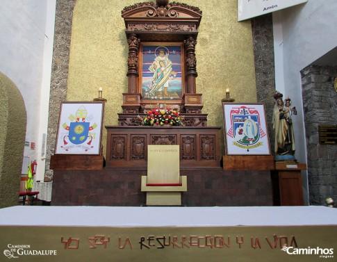Antiga Paróquia dos Índios, Santuário de Guadalupe, Cidade do México