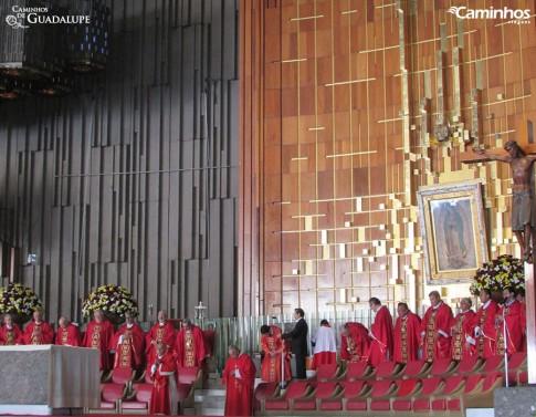 Santuário de Guadalupe, Cidade do México