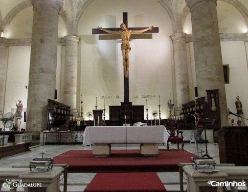 Catedral de Santo Ildefonso, Mérida