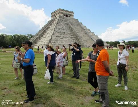 Pirâmide de Kukulkán, Chichén-Itzá