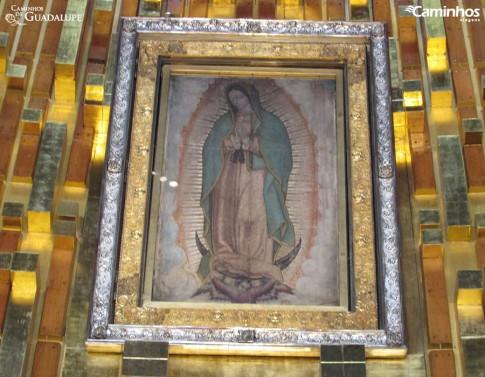 Nossa Senhora de Guadalupe, Cidade do México