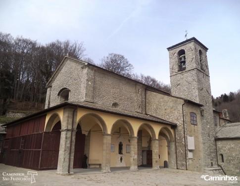 Santuário de La Verna
