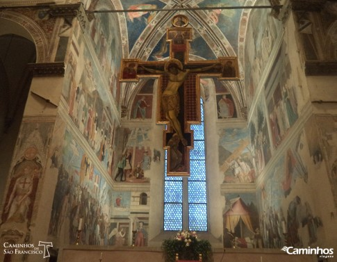 Cruz Franciscana, Arezzo