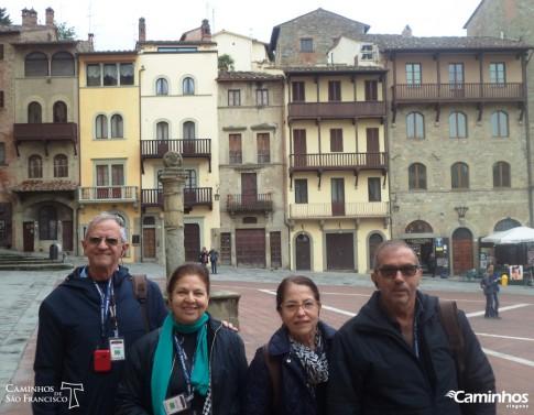 Praça Grande, Arezzo