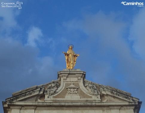 Basílica de Santa Maria dos Anjos, Assis