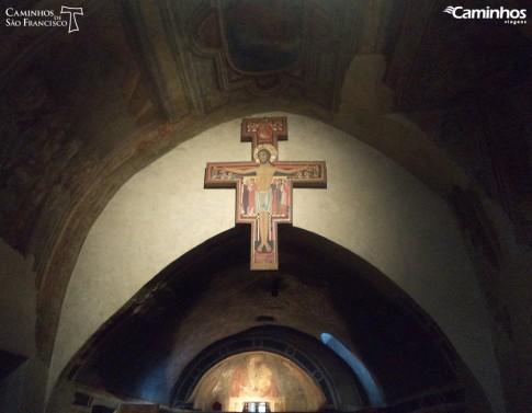 Igreja de São Damião, Assis