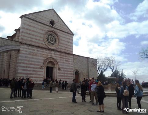 Basílica de Santa Clara, Assis