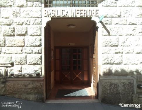 Basílica Inferior, Cássia