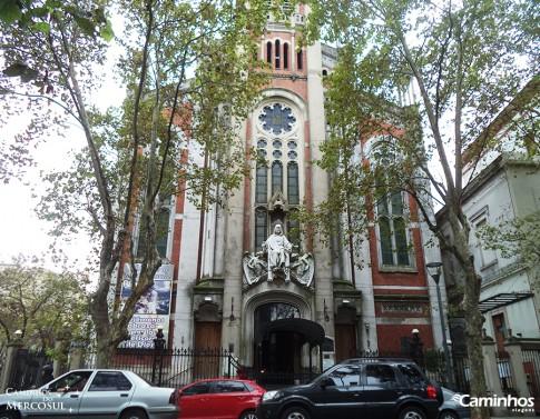 Basílica de Maria Auxiliadora e São Carlos Borromeu, Buenos Aires