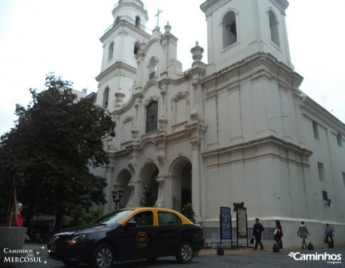 Igreja de Santo Inácio, Buenos Aires
