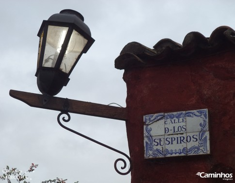 Calle de los Suspiros, Colonia del Sacramento