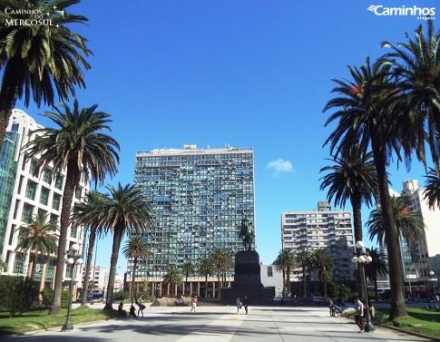 Praça da Independência, Montevidéu