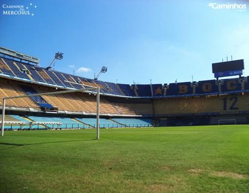 Estádio La Bombonera, Buenos Aires