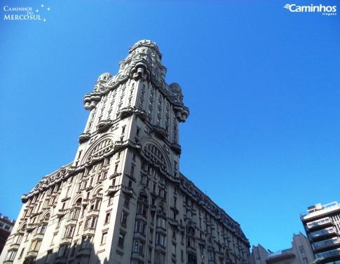 Palácio Salvo, Montevidéu