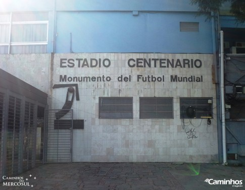 Estádio Centenário, Montevidéu