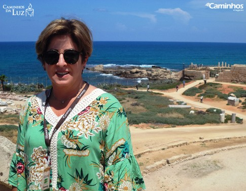 Cesareia Marítima, Israel