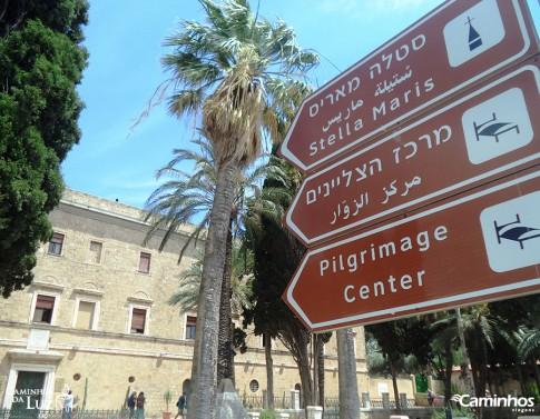 Mosteiro Carmelita Stella Maris, Haifa, Israel