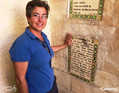 Igreja do Pater Noster, Jerusalém, Israel