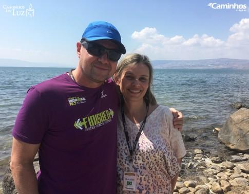 Mar da Galiléia, Israel