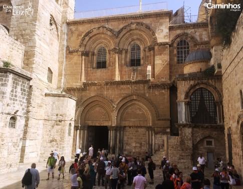 Basílica do Santo Sepulcro, Jerusalém, Israel