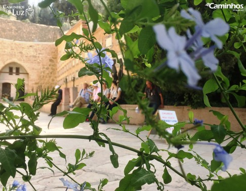 Igreja da Visitação, Jerusalém, Israel