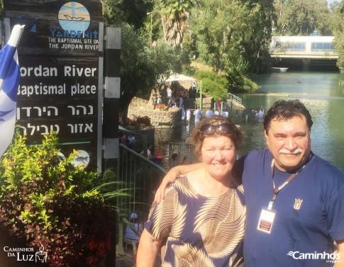 Rio Jordão, Israel
