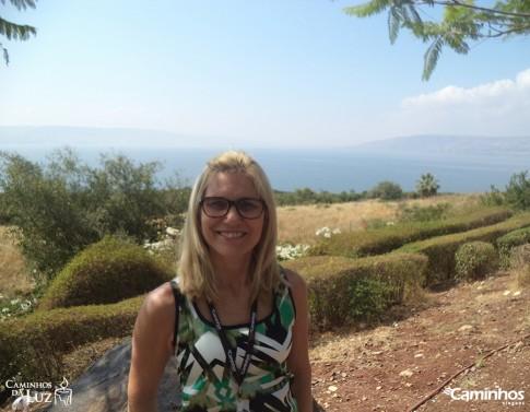 Monte das Bem Aventuranças, Israel