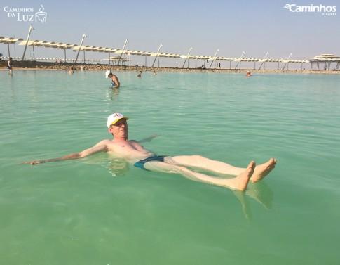 Mar Morto, Israel