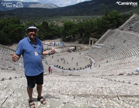 Teatro de Epidauro, Grécia