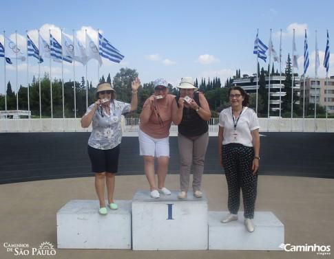 Estádio Panatenaico, Atenas, Grécia
