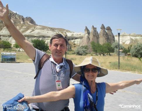 Chaminés de Fadas, Capadócia, Turquia